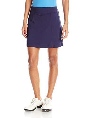 Callaway Women's Golf Performance 17' Knit Skort with Tummy Control, Peacoat, Small